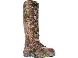 "Danner Jackal II Snake 17"" Waterproof Uninsulated Hunting Snake Boots Nylon Realtree APG Camo Men's"
