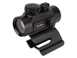 TRUGLO Red Dot Sight 30mm Tube 1x 5 MOA Red and Green Dot with Integral Remington Shotgun Mount Matt