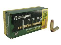 Remington High Terminal Performance Ammunition 45 Colt (Long Colt) 230 Grain Jacketed Hollow Point Box of 50