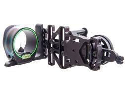 Trijicon AccuPin Accudial 1-Pin Bow Sight Aluminum Black- Blemished
