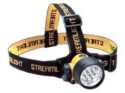 Streamlight Septor Headlamp 7 White LEDs with Batteries (3 AAA Alkaline) Polymer Yellow