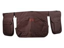 The Outdoor Connection Deluxe Game Bag Canvas Brown