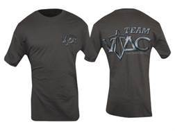VTAC Team VTAC Short Sleeve T-Shirt 2XL Cotton Gray