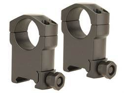 """Leupold 1"""" Mark 4 Picatinny-Style Rings Matte Super High- Blemished"""