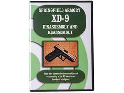 """Springfield Armory XD-9 Disassembly & Reassembly"" DVD"