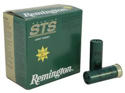 "Remington Premier STS Light Target Ammunition 12 Gauge 2-3/4"" 1-1/8 oz #8-1/2 Shot"