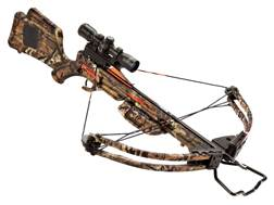 Wicked Ridge by TenPoint Warrior HL Crossbow Package with 3x Scope