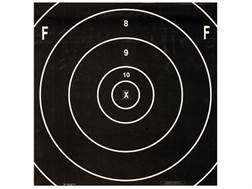 NRA Official F-Class Rifle Targets Repair Center MR-65FC 500 Yard Paper Package of 100