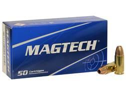 Magtech Sport Ammunition 9mm Luger 115 Grain Jacketed Hollow Point