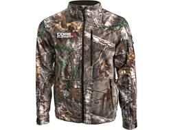 Core4Element Men's Element XT Cold Weather Jacket Polyester Realtree Xtra Camo