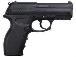 Crosman C11 Air Pistol 177 Caliber BB Black Polymer Grips Blue Barrel