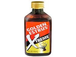 Wildlife Research Golden Estrus Xtreme Deer Scent Liquid 4 oz