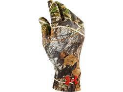 Under Armour UA Camo HeatGear Gloves Synthetic Blend