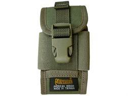 Maxpedition Clip-on PDA/Smartphone, iPhone, Droid Holster Nylon Foliage Green
