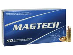 Magtech Sport Ammunition 9mm Luger 115 Grain Full Metal Jacket