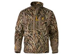 Browning Men's Wicked Wing Softshell Pullover Jacket Polyester