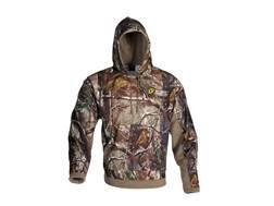 ScentBlocker Men's Bone Collector Fleece Hooded Sweatshirt Polyester Realtree AP Camo 2XL 50-52