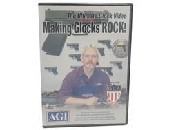 "American Gunsmithing Institute (AGI) Video ""Making Glocks Rock"" DVD"
