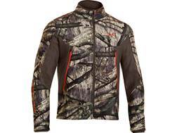 Under Armour Men's Ayton Fleece Jacket Polyester Mossy Oak Treestand Camo Medium 38-40