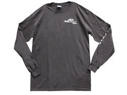 Natural Gear Men's Logo T-Shirt Long Sleeve Cotton