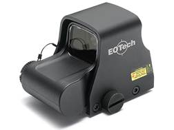 EOTech XPS2-2 Holographic Weapon Sight 65 MOA Circle with (2) 1 MOA Dots Reticle Matte CR123 Battery