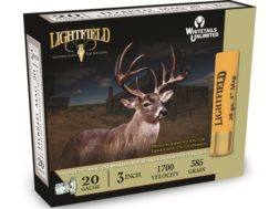 "Lightfield Magnum Hybred EXP Ammunition 20 Gauge 3"" 7/8 oz Sabot Slug Box of 5"