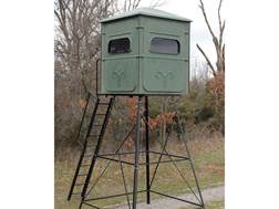 Redneck Blinds Trophy Tower 10' Elevated Box Blind