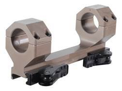 "American Defense Delta 1- Piece Quick Release Scope Mount Picatinny-Style with 1"" Rings AR-15 Flat-Top Flat Dark Earth"