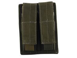 Maxpedition Double Pistol Magazine Sheath Nylon Olive Drab Green