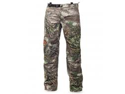First Lite Men's Scent Control Boundary Stormtight Waterproof Pants Synthetic Blend Realtree Max-1 Large 34-36