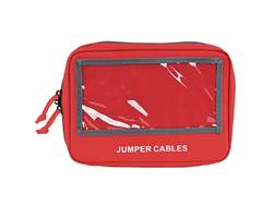 G Outdoors Deceit & Discreet Jumper Cables Pistol Case Red