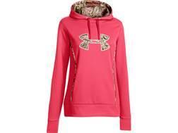 Under Armour Women's Storm Caliber Hooded Sweatshirt Polyester