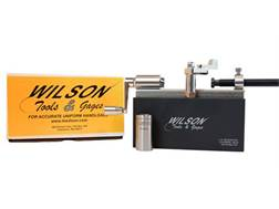 L.E. Wilson Case Trimmer Kit 50 BMG Stainless Steel