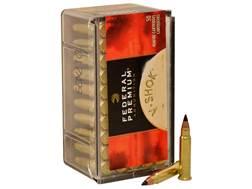 Federal Premium V-Shok Ammunition 17 Hornady Magnum Rimfire (HMR) 17 Grain Hornady V-Max Box of 500 (10 Boxes of 50)