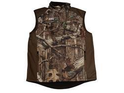 ScentBlocker Men's Windblocker Vest Polyester Brown and Mossy Oak Break-Up Infinity Camo XL 46-48