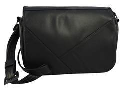 DeSantis Hide and Chic Purse Holster Ambidextrous Large Frame Auto Leather Black