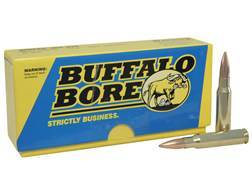 Buffalo Bore Sniper Ammunition 308 Winchester 175 Grain Sierra Hollow Point Boat Tail Box of 20