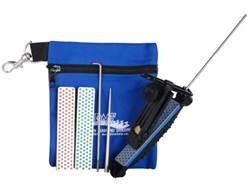 DMT Sharpeners Aligner Deluxe Kit Coarse, Fine, Extra-Fine, Serrated