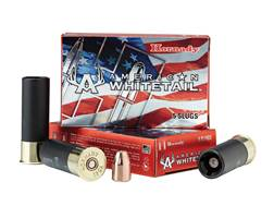 "Hornady American Whitetail Ammunition 12 Gauge 2-3/4"" 325 Grain Interlock Hollow Point Sabot Slug Box of 5"
