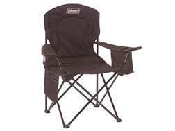 Coleman Cooler Quad Camp Chair Black