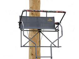 Rivers Edge Relax Double Ladder Treestand Steel