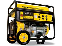 Champion 5500/6800 Watt Gas Powered Generator