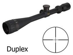 BSA Sweet 22 Rimfire Rifle Scope 6-18x 40mm Adjustable Objective Duplex Reticle Matte
