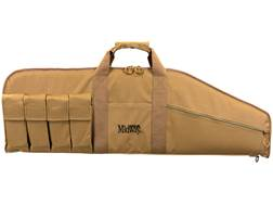 MidwayUSA Heavy Duty Tactical Rifle Case with 6 Pockets PVC Coated Polyester