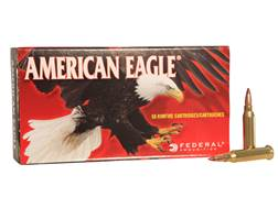 Federal American Eagle Ammunition 17 Winchester Super Magnum 20 Grain Tipped Varmint