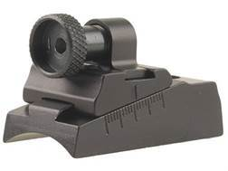 Williams WGRS-Legend Guide Receiver Peep Sight Modern Muzzleloading Legend and Wolverine Aluminum Black