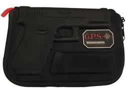 G Outdoors Custom Molded Pistol Case Glock Pistols Black