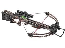 TenPoint Titan SS Crossbow Package with 3X Pro-View 2 Scope Mossy Oak Treestand Camo