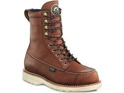 "Irish Setter 894 Wingshooter 9"" Waterproof Uninsulated Hunting Boots Leather Brown Men's 11.5 H"