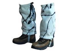 Stormkloth II Men's SKII Fleece Leg Gaiters Polyester Stormkloth Snowstorm Camo